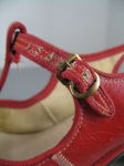 Cherry Red Vintage 40s/50s T-Strap Peep Toe Shoes 06.jpg