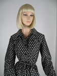 Cute Vintage 70s Abe Schrader Novelty Club Print Woven Coat 04.jpg